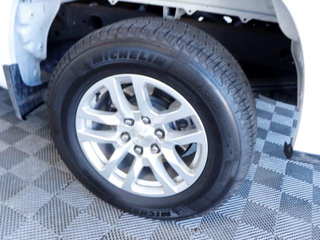 2020 Chevrolet Silverado 1500 LT Crew Cab – Stock #Z5025