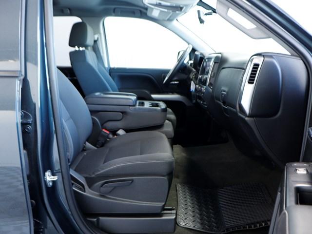 2017 Chevrolet Silverado 1500 LT Extended Cab – Stock #Z5026