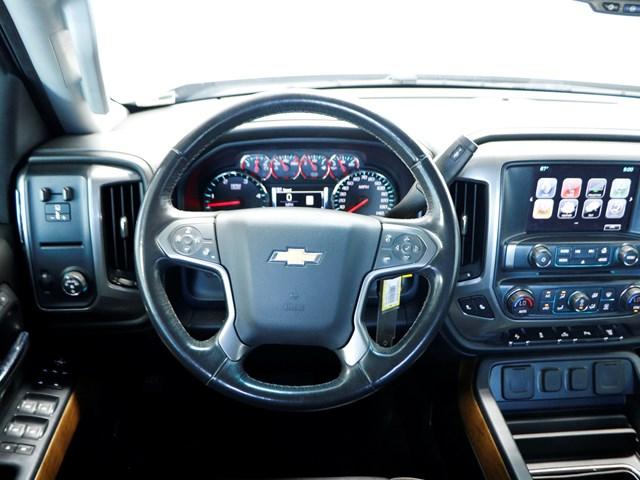2018 Chevrolet Silverado 2500HD LTZ Crew Cab – Stock #Z5040