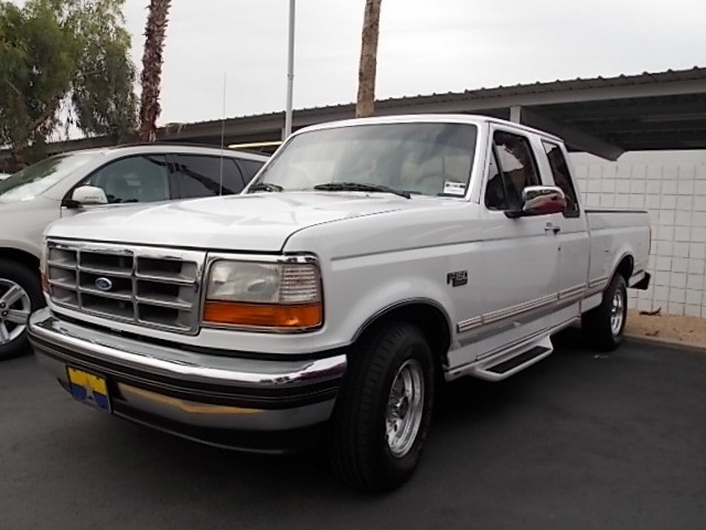 Used 1995 Ford F 150 Xlt Extended Cab Stock D6911a