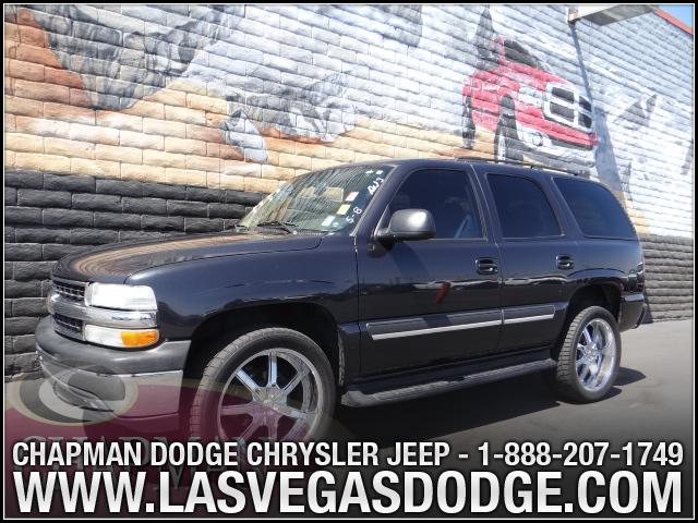 Used Cars in Las Vegas 2004 Chevrolet Tahoe