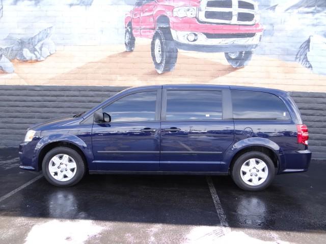 2013 Dodge Grand Caravan American Value Package In Las