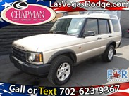 2003 Land Rover Discovery S Stock#:127161A