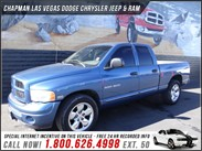 2004 Dodge Ram 1500 Laramie Crew Cab Stock#:20227A