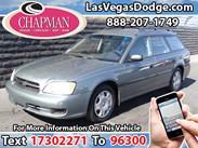 2001 Subaru Legacy L Stock#:20382A