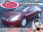 2011 Nissan Altima 2.5 SL Stock#:20397