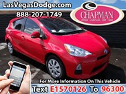 2014 Toyota Prius c One Stock#:20631A