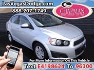2014 Chevrolet Sonic LT Stock#:20704