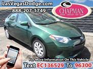 2014 Toyota Corolla LE Stock#:20758