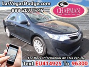 2014 Toyota Camry LE Stock#:20778