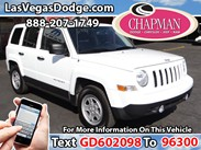2016 Jeep Patriot Sport Stock#:20798