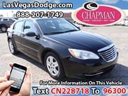 2012 Chrysler 200 LX Stock#:20800