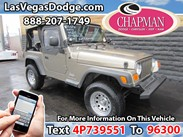 2004 Jeep Wrangler SE Stock#:623815C
