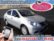 2013 Nissan Versa 1.6 S Stock#:623815CC