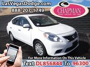2013 Nissan Versa 1.6 SV Stock#:700736A