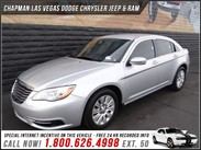 2012 Chrysler 200 LX Stock#:C5019A