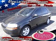 2006 Chevrolet Aveo LS Stock#:C5185A