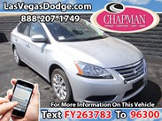 2015 Nissan Sentra S Stock#:C6119A