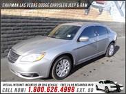2013 Chrysler 200 LX Stock#:CP58626