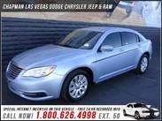 2013 Chrysler 200 LX Stock#:CP58627