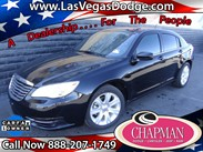 2013 Chrysler 200 LX Stock#:CP58836