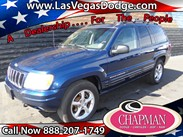 2002 Jeep Grand Cherokee Limited Stock#:D40053A