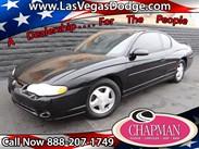 2002 Chevrolet Monte Carlo SS Stock#:D5354A