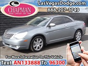 2010 Chrysler Sebring Limited Stock#:D5595A