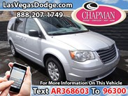 2010 Chrysler Town and Country LX Stock#:D5599XA