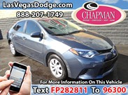2015 Toyota Corolla LE Stock#:D5971A