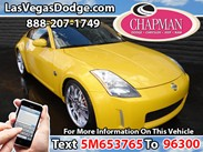 2005 Nissan 350Z Anniversary Edition Stock#:D6062A