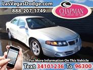 2003 Pontiac Bonneville SE Stock#:D6084A