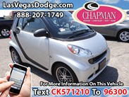 2012 Smart fortwo passion cabriolet Stock#:D6255A
