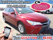 2016 Toyota Camry Special Edition Stock#:D6266A