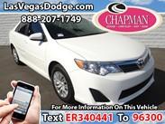 2014 Toyota Camry L Stock#:D6291B