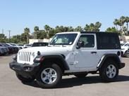 2020 Jeep Wrangler Sport S Stock#:J20375