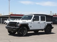 2020 Jeep Wrangler Unlimited Willys Stock#:J20377