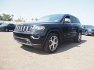 2020 Jeep Grand Cherokee Limited Stock#:J20509