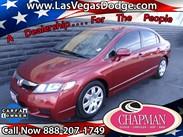 2011 Honda Civic LX Stock#:J5115A