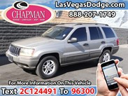 2002 Jeep Grand Cherokee Laredo Stock#:J5192B