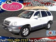2005 Hyundai Santa Fe LX Stock#:J5639A