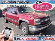 2005 Chevrolet Silverado 1500 Z71 Crew Cab Stock#:J5870Y