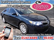 2014 Toyota Camry LE Stock#:J5883A