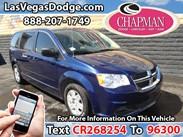 2012 Dodge Grand Caravan SE Stock#:J6264A