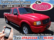 2002 Ford Ranger Edge Plus Extended Cab Stock#:J6380A