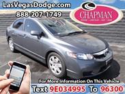 2009 Honda Civic LX Stock#:J6493A