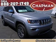 2018 Jeep Grand Cherokee Limited Stock#:J8416