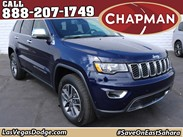 2018 Jeep Grand Cherokee Limited Stock#:J8417
