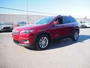 2020 Jeep Cherokee Latitude Plus Stock#:L20176
