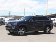 2018 Jeep Grand Cherokee Sterling Edition Stock#:L8117